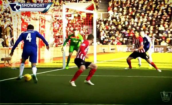 Sao Tottenham bien Rooney va Evans thanh ga he hinh anh