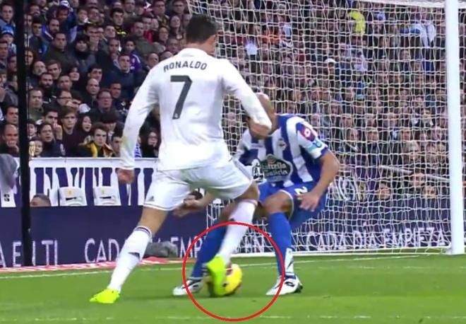 Pha qua nguoi nhu ao thuat gia cua Ronaldo hinh anh