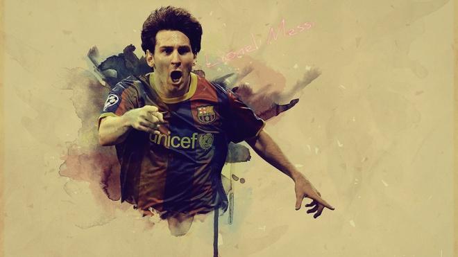 Nhung pha di bong dinh cao trong su nghiep cua Messi hinh anh
