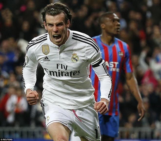 Gareth Bale lap cu dup, Real bam sat Barcelona hinh anh 7 Gareth Bale là cái tên bị chỉ trích nhiều nhất vì lối chơi ích kỷ trong quãng trời gian vừa qua.