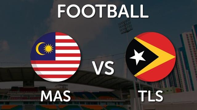 Video truc tiep bong da SEA Games 28: Malaysia - Dong Timor hinh anh