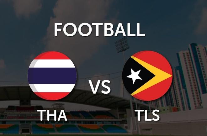 Video truc tiep: U23 Thai Lan - U23 Dong Timor hinh anh