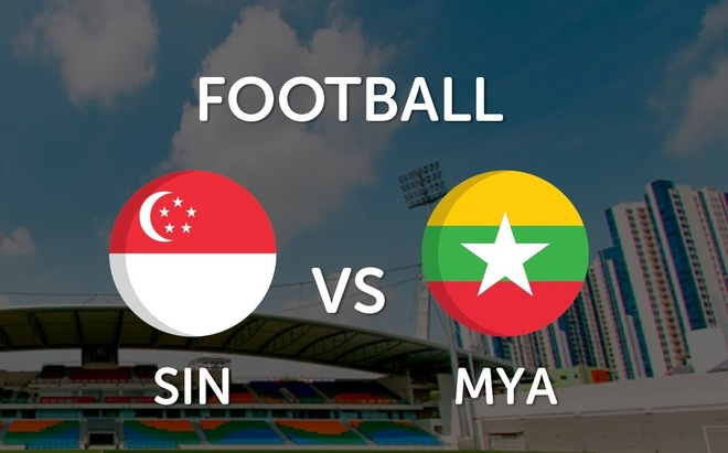 Tong hop tran dau: U23 Singapore 1-2 U23 Myanmar hinh anh