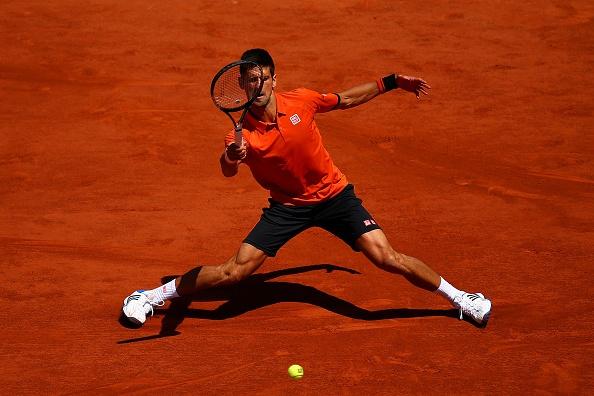 Tong hop tran ban ket Roland Garros: Djokovic 3-2 Murray hinh anh