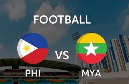 Video truc tiep bong da: U23 Philippines - U23 Myanmar hinh anh