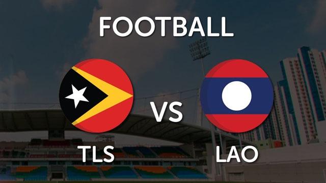 Tong hop tran dau: Dong Timor 2-3 Lao hinh anh