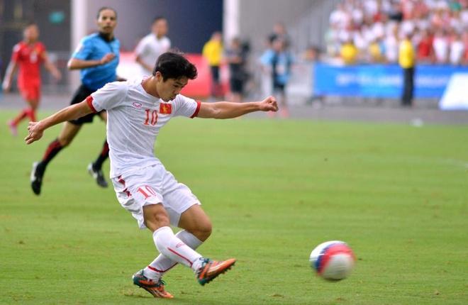 Video truc tiep bong da: U23 Viet Nam - U23 Myanmar hinh anh