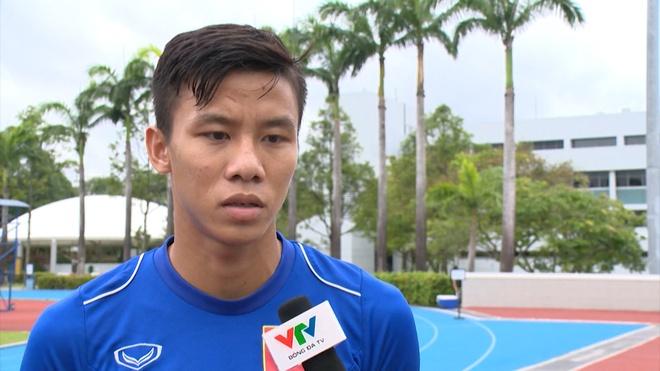 U23 Viet Nam: 'Chung toi se dung len manh me sau vap nga' hinh anh