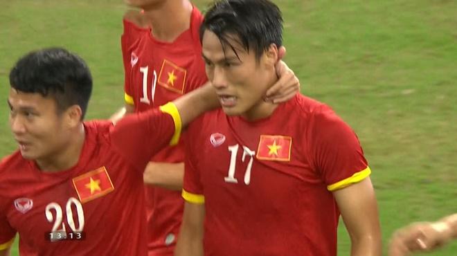 Mac Hong Quan mo ty so cho U23 Viet Nam hinh anh