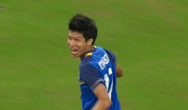 Ban thang mo ty so cua U23 Thai Lan hinh anh
