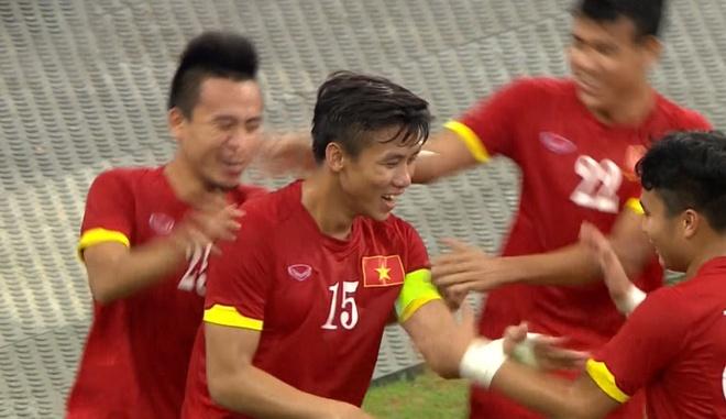 Que Ngoc Hai ghi ban thang thu nam cho U23 Viet Nam hinh anh