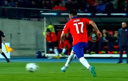 5 ban thang dep nhat vong bang Copa America 2015 hinh anh