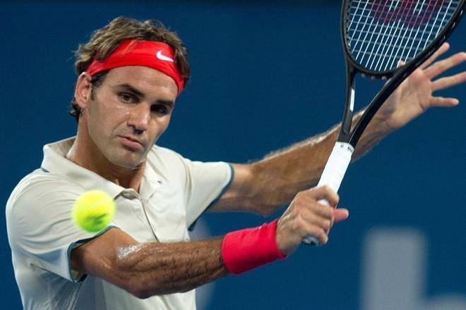 10 pha volley dep nhat cua Roger Federer hinh anh
