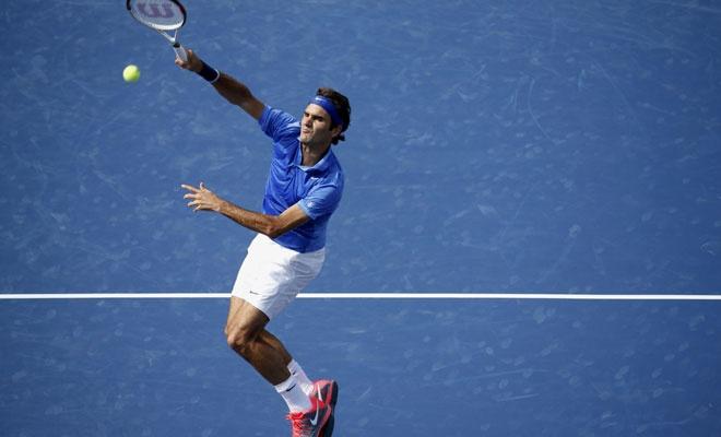 Cac pha ghi diem dinh cao cua Roger Federer hinh anh