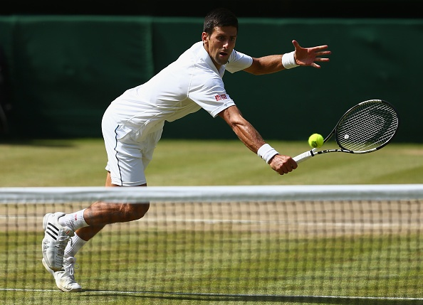 Ban ket Wimbledon 2015: Djokovic 3-0 Richard Gasquet hinh anh