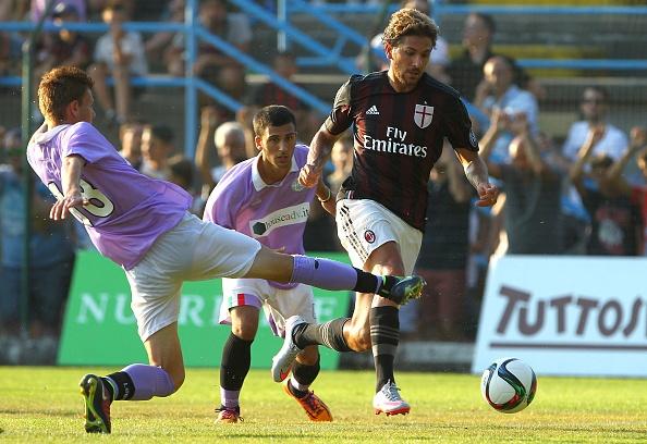 Tong hop tran dau: Legnano 1-5 AC Milan hinh anh
