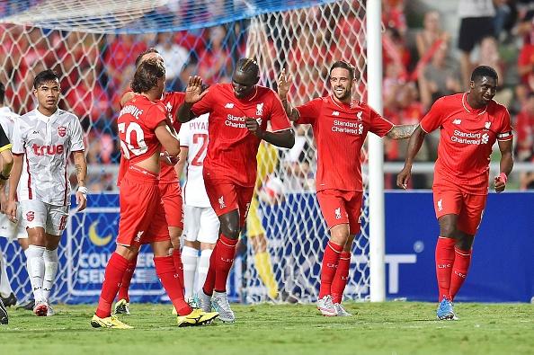 Tong hop ban thang: Ngoi sao Thai Lan 0-4 Liverpool hinh anh