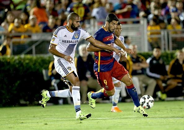 Tong hop tran dau: Barcelona 2-1 LA Galaxy hinh anh