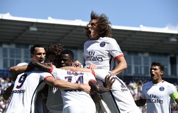 Tong hop tran dau: PSG 2-0 Lyon hinh anh
