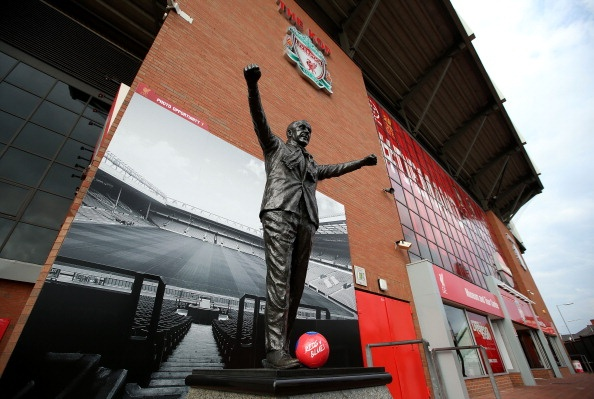 Bill Shankly - nguoi dat nen mong cho Liverpool hinh anh