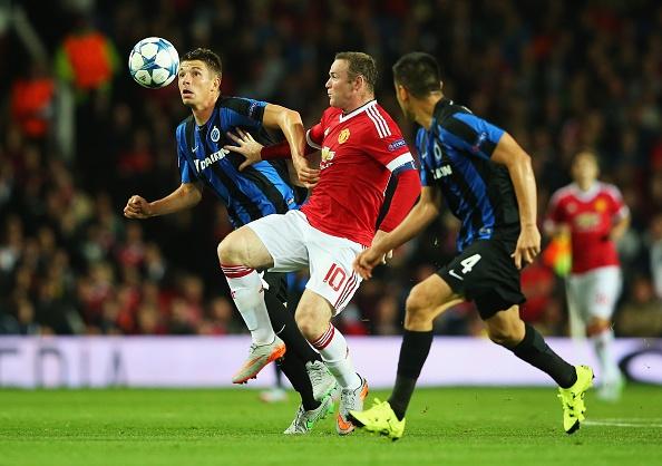 Tong hop tran dau: Manchester United 3-1 Club Brugge hinh anh