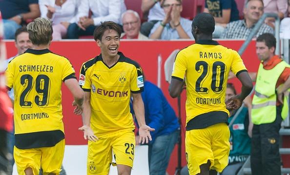Tong hop tran dau: Ingolstadt 0-4 Dortmund hinh anh