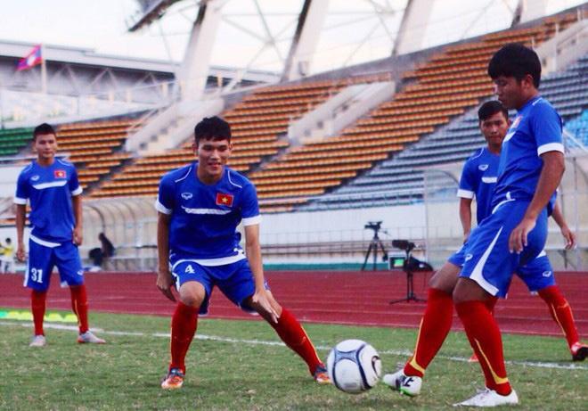 Truc tiep bong da: U19 Viet Nam - U19 Malaysia hinh anh