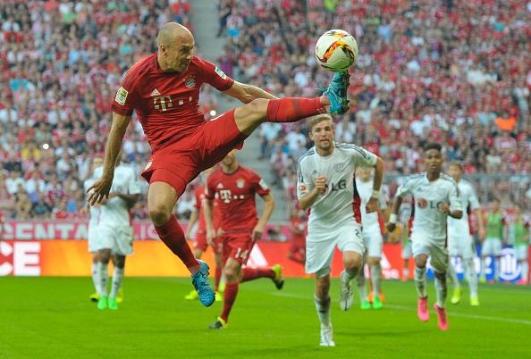 Tong hop tran dau: Bayern Munich 3-0 Bayer Leverkusen hinh anh