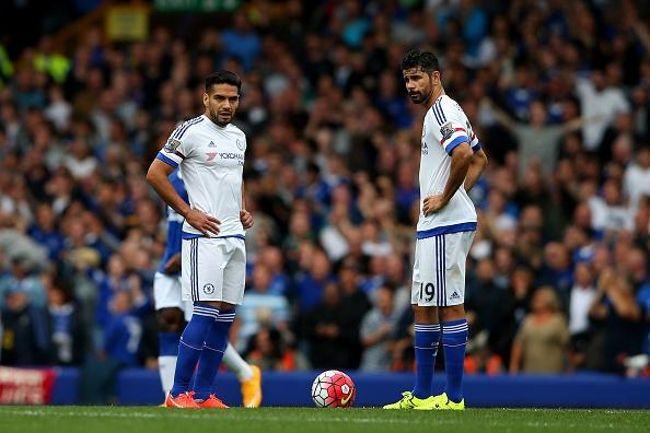 Tong hop tran dau: Everton 3-1 Chelsea hinh anh