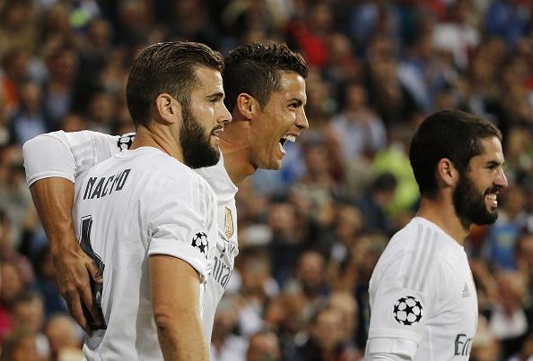 Tong hop tran dau: Real Madrid 4-0 Shakhtar Donetsk hinh anh
