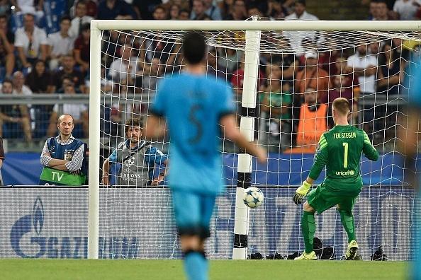 Top 10 ban thang dep luot tran thu nhat Champions League hinh anh