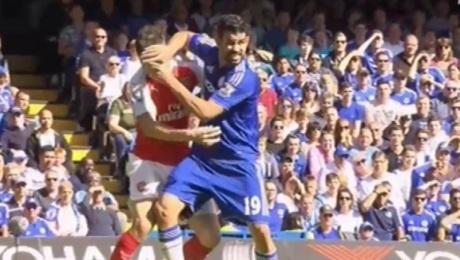 Tinh huong gay go cua Diego Costa hinh anh