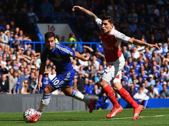 Eden Hazard giai toa ap luc voi ban thang vao luoi Arsenal hinh anh