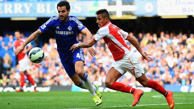 10 ban thang dep trong cac tran Chelsea - Arsenal hinh anh