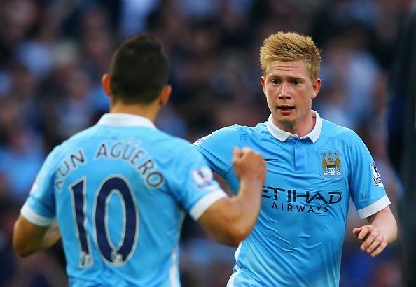 Tong hop tran dau: Manchester City 1-2 West Ham hinh anh