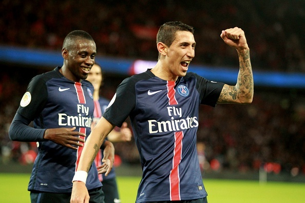 Ibrahimovic, Di Maria ghi ban giup PSG thang Guingamp 3-0 hinh anh