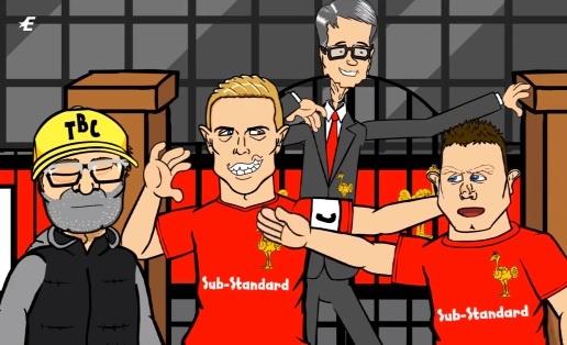 Hoat hinh Klopp tu choi Liverpool cho den Bayern hinh anh