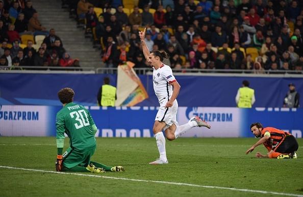 Tong hop tran dau: Shakhtar Donetsk 0-3 PSG hinh anh