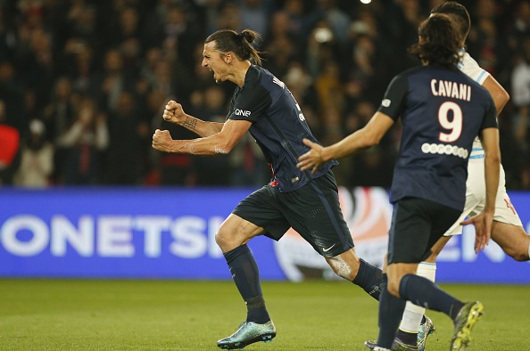 Tong hop tran dau: PSG 2-1 Marseille hinh anh
