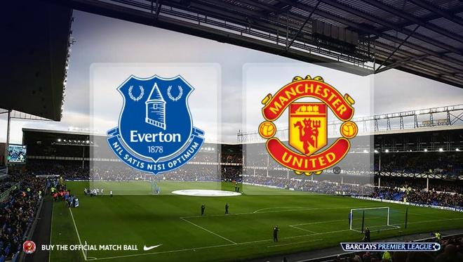 Video truc tiep bong da: Everton vs Man Utd hinh anh
