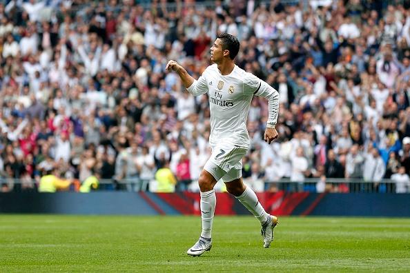 Ban thang cua Ronaldo nam trong top 10 sieu pham cua tuan hinh anh