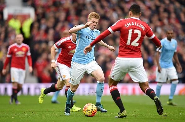 Tong hop tran dau: Manchester United 0-0 Manchester City hinh anh