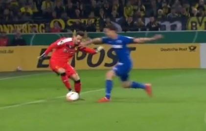 Ban thua hai huoc cua Dortmund hinh anh