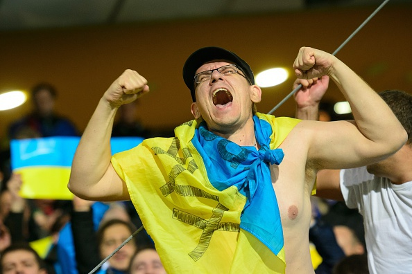 Tong hop tran dau: Slovenia 1-1 Ukraina hinh anh