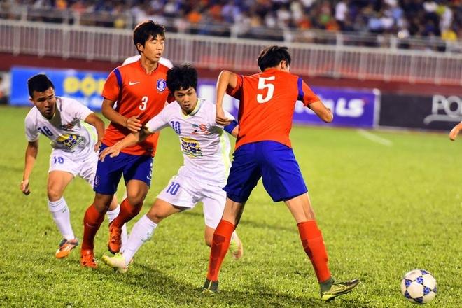 Tong hop tran dau: U21 Hoang Anh Gia Lai 0-1 U19 Han Quoc hinh anh