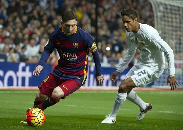 Man trinh dien cua Messi truoc Real Madrid hinh anh