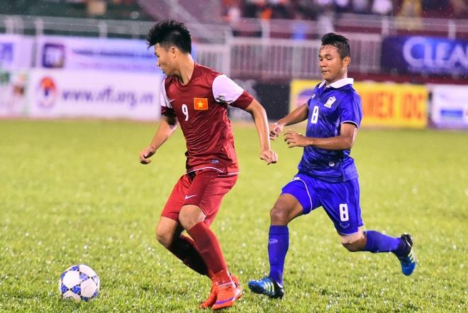 Tong hop tran dau: U21 Viet Nam 4-2 U21 Thai Lan hinh anh