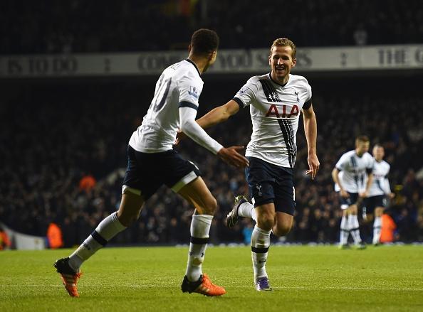 Harry Kane lap cu dup, Tottenham thang West Ham 4-1 hinh anh