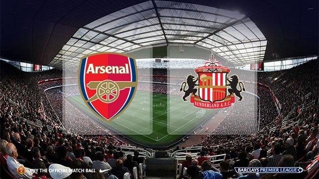 Truc tiep bong da: Arsenal vs Sunderland hinh anh