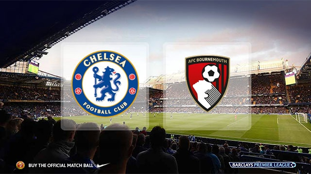 Video truc tiep bong da: Chelsea vs AFC Bournemouth hinh anh